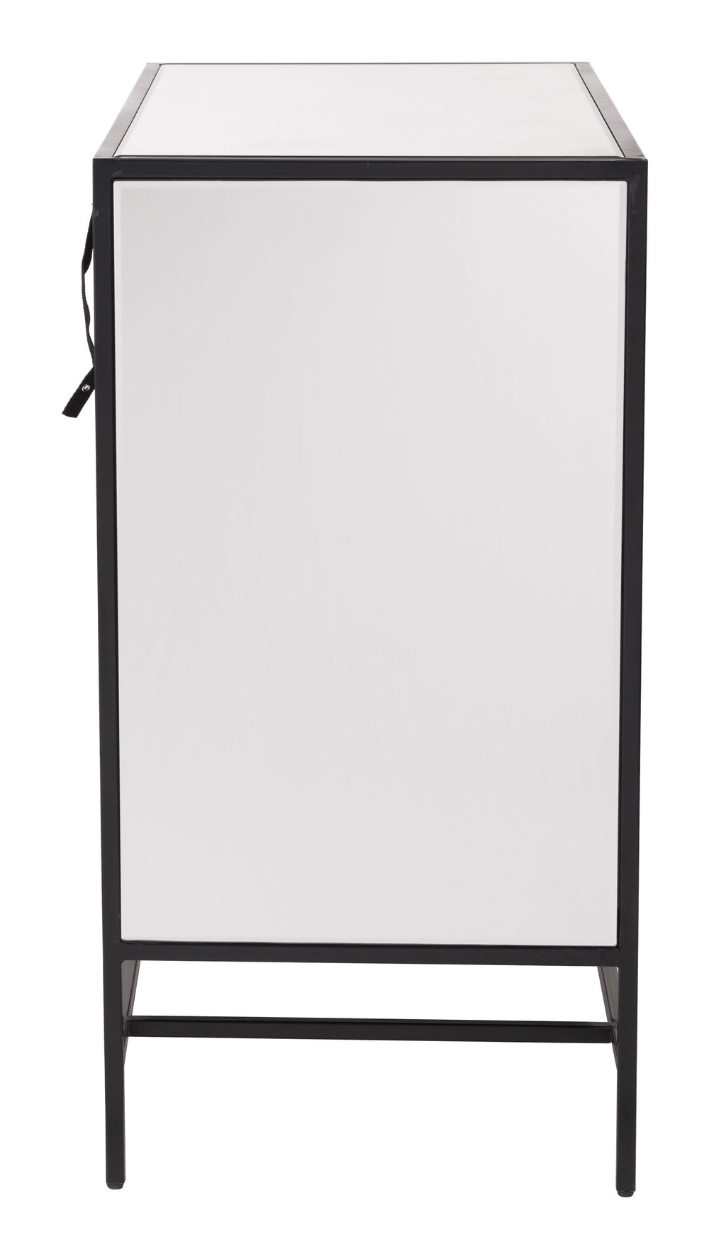Zuo Modern Contemporary - Upton Cabinet White & Black