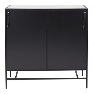 Thumbnail of Zuo Modern Contemporary - Upton Cabinet White & Black