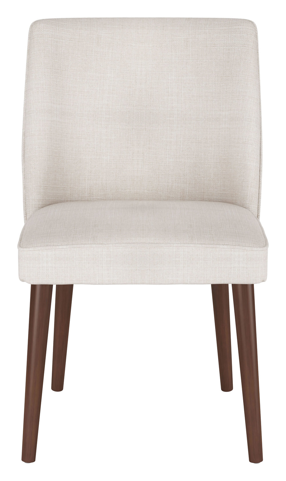ZUO MODERN CONTEMPORARY, INC - Kennedy Dining Chair - Set of 2 - Beige