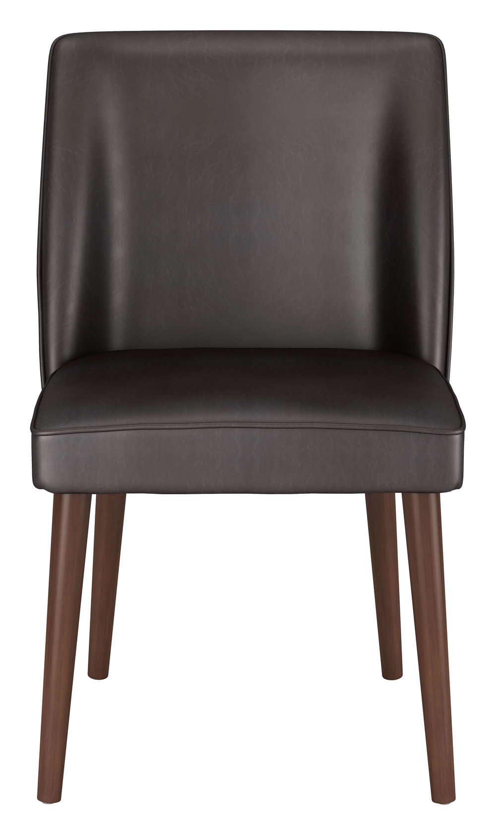 Zuo Modern Contemporary - Kennedy Dining Chair - Set of 2 - Brown