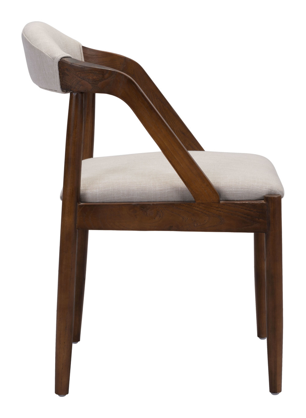 Zuo Modern Contemporary - Jefferson Dining Chair Beige