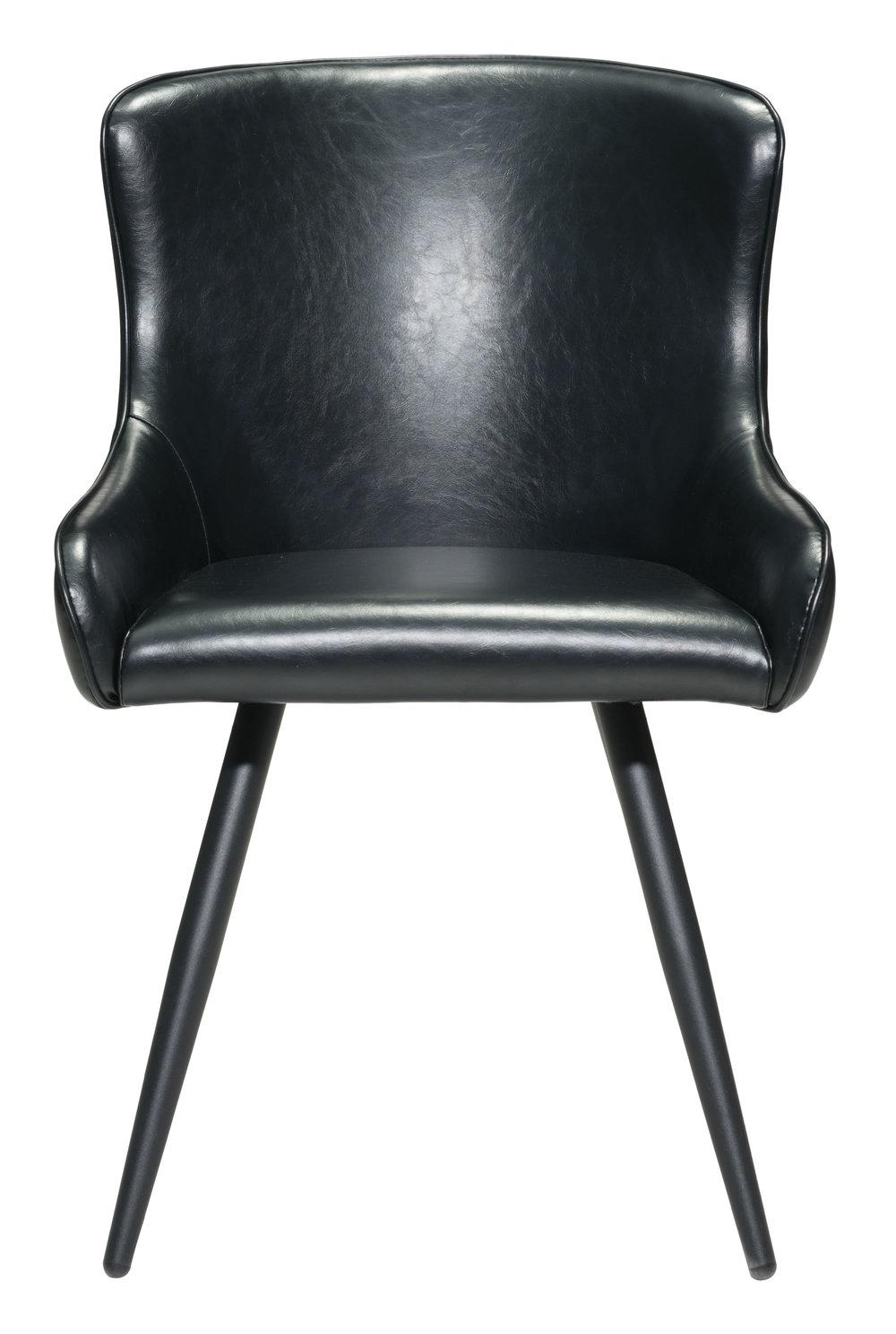 ZUO MODERN CONTEMPORARY, INC - Dresden Dining Chair - Set of 2 - Black