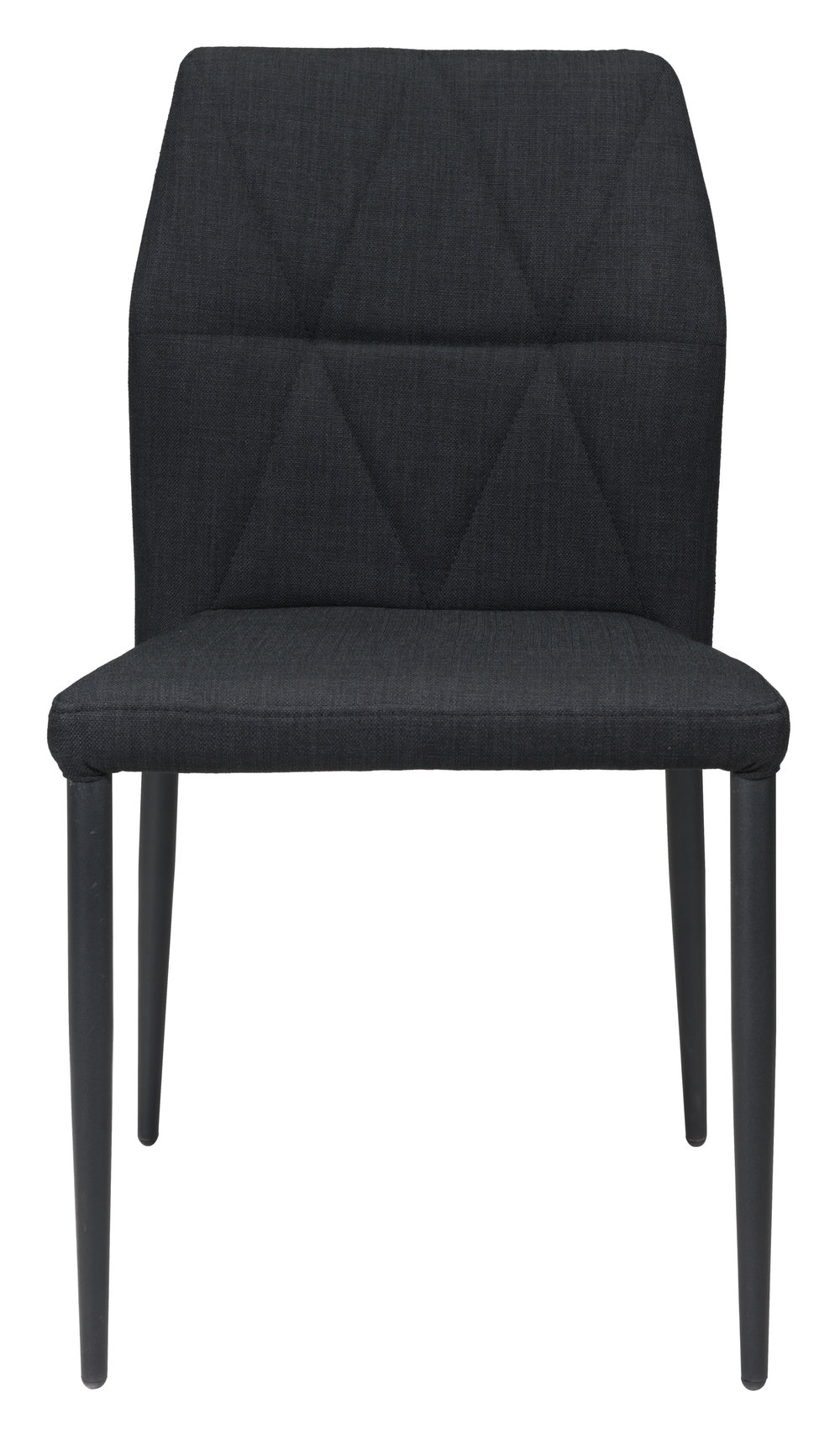 Zuo Modern Contemporary - Revolution Dining Chair - Set of 4 - Black