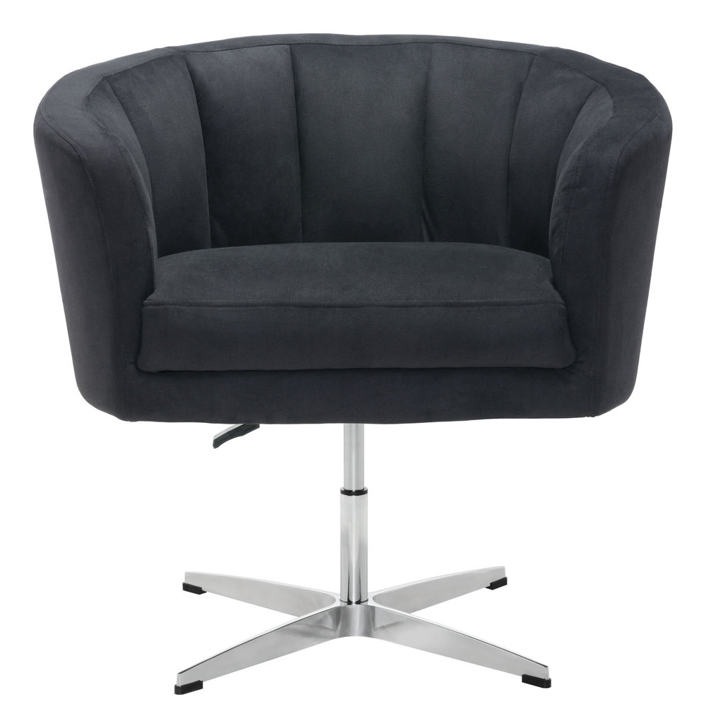 Zuo Modern Contemporary - Wilshire Occasional Chair Black