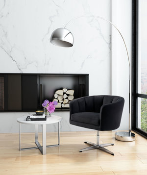 Thumbnail of Zuo Modern Contemporary - Wilshire Occasional Chair Black