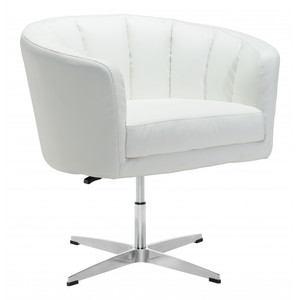 Thumbnail of Zuo Modern Contemporary - Wilshire Occasional Chair White