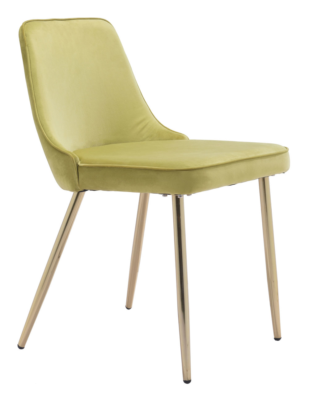Zuo Modern Contemporary - Merritt Dining Chair - Set of 2 - Green