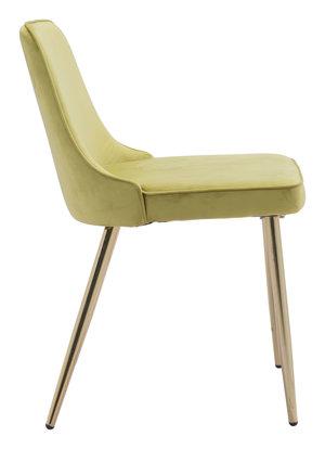 Thumbnail of ZUO MODERN CONTEMPORARY, INC - Merritt Dining Chair - Set of 2 - Green