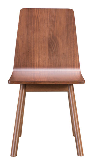 Thumbnail of Zuo Modern Contemporary - Audrey Dining Chair - Set of 2 - Walnut