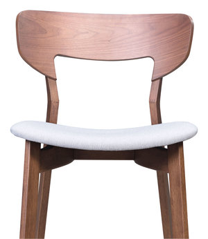 Thumbnail of Zuo Modern Contemporary - Russell Dining Chair - Set of 2 - Walnut & Gray
