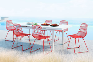Thumbnail of Zuo Modern Contemporary - Brody Dining Chair - Set of 2 - Red