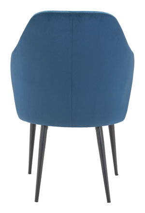 Thumbnail of Zuo Modern Contemporary - Savon Dining Chair Navy