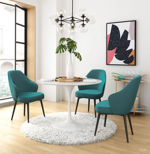 Thumbnail of Zuo Modern Contemporary - Savon Dining Chair Green