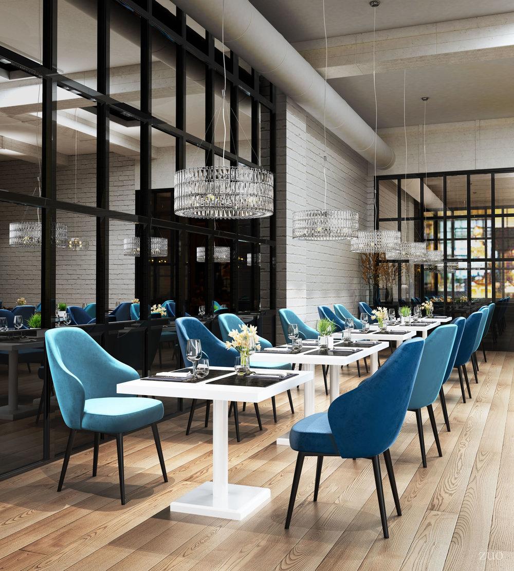 Zuo Modern Contemporary - Savon Dining Chair Green