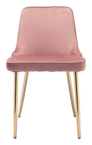 Thumbnail of Zuo Modern Contemporary - Merritt Dining Chair - Set of 2 - Pink