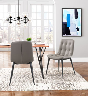 Thumbnail of Zuo Modern Contemporary - Tangiers Dining Chair - Set of 2 - Taupe