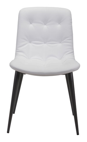Thumbnail of Zuo Modern Contemporary - Tangiers Dining Chair - Set of 2 - White