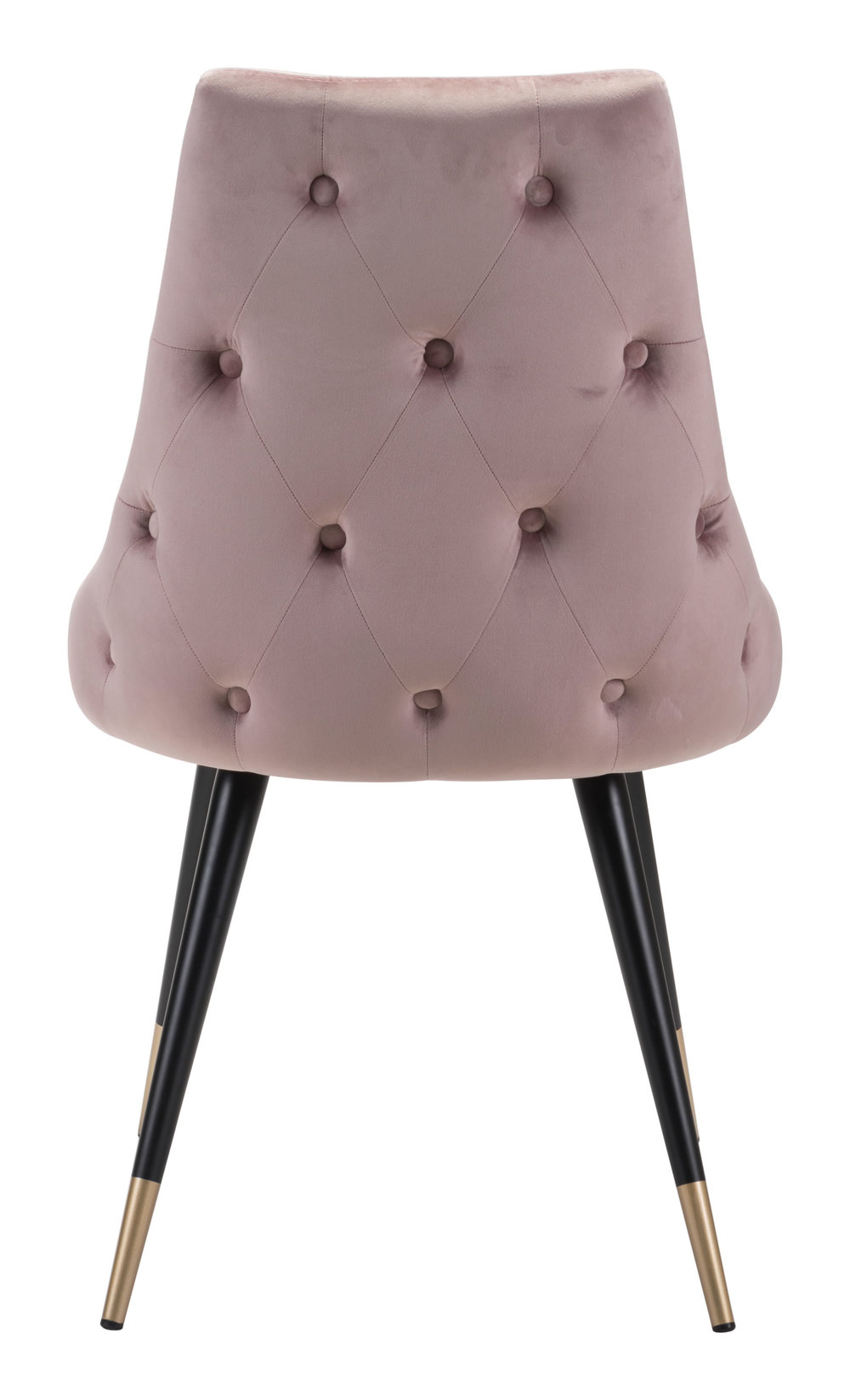 Zuo Modern Contemporary - Piccolo Dining Chair - Set of 2 - Pink