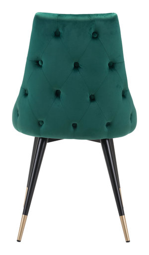 Thumbnail of ZUO MODERN CONTEMPORARY, INC - Piccolo Dining Chair - Set of 2 - Green