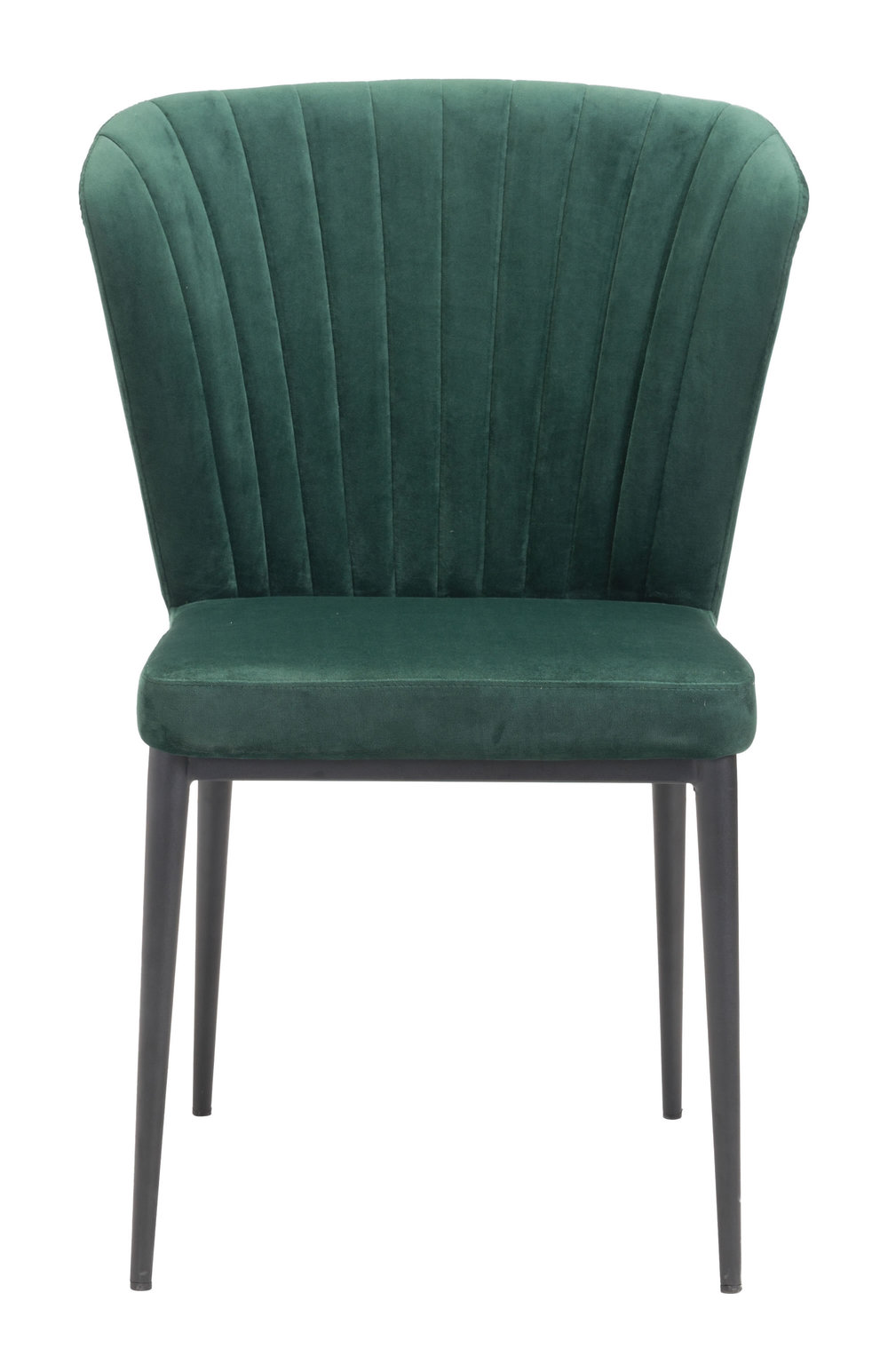 Zuo Modern Contemporary - Tolivere Dining Chair - Set of 2 - Green