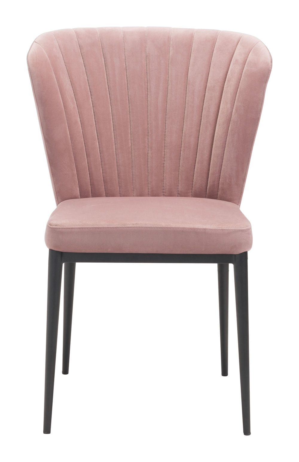 Zuo Modern Contemporary - Tolivere Dining Chair - Set of 2 - Pink