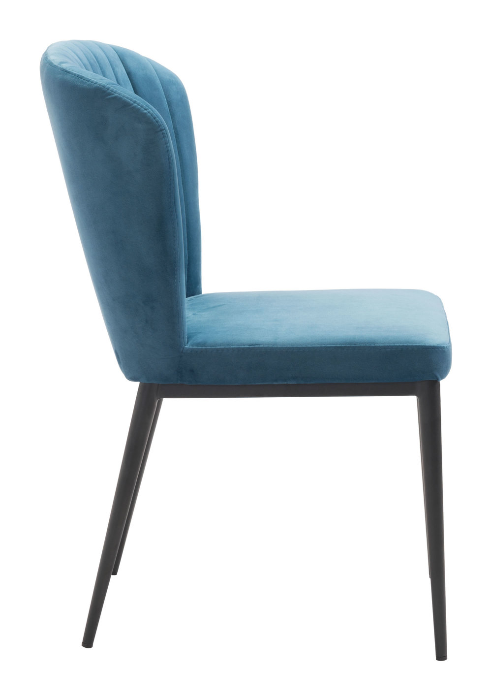 ZUO MODERN CONTEMPORARY, INC - Tolivere Dining Chair - Set of 2 - Blue