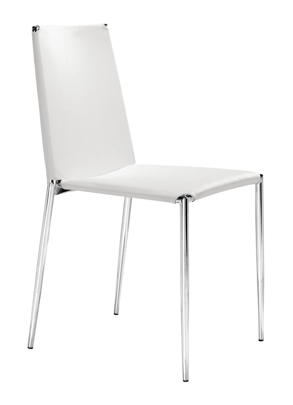 ZUO MODERN CONTEMPORARY, INC - Alex Dining Chair - Set of 4 - White