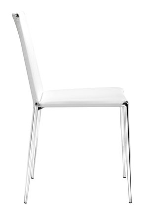 Thumbnail of ZUO MODERN CONTEMPORARY, INC - Alex Dining Chair - Set of 4 - White