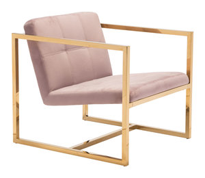 Thumbnail of ZUO MODERN CONTEMPORARY, INC - Alt Arm Chair Pink