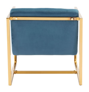 Thumbnail of Zuo Modern Contemporary - Alt Arm Chair Blue