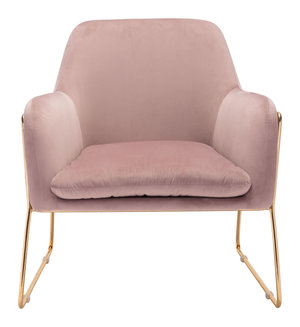 Thumbnail of Zuo Modern Contemporary - Nadir Arm Chair Pink