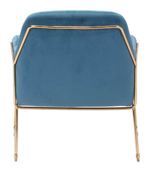 Thumbnail of ZUO MODERN CONTEMPORARY, INC - Nadir Arm Chair Blue