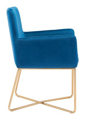 Thumbnail of Zuo Modern Contemporary - Honoria Arm Chair Dark Blue