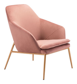 Thumbnail of Zuo Modern Contemporary - Debonair Arm Chair Pink