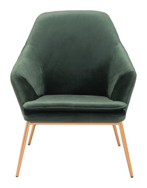 Thumbnail of Zuo Modern Contemporary - Debonair Arm Chair Green