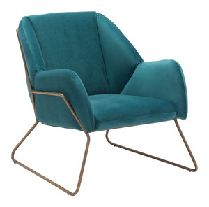 Thumbnail of Zuo Modern Contemporary - Stanza Arm Chair Green