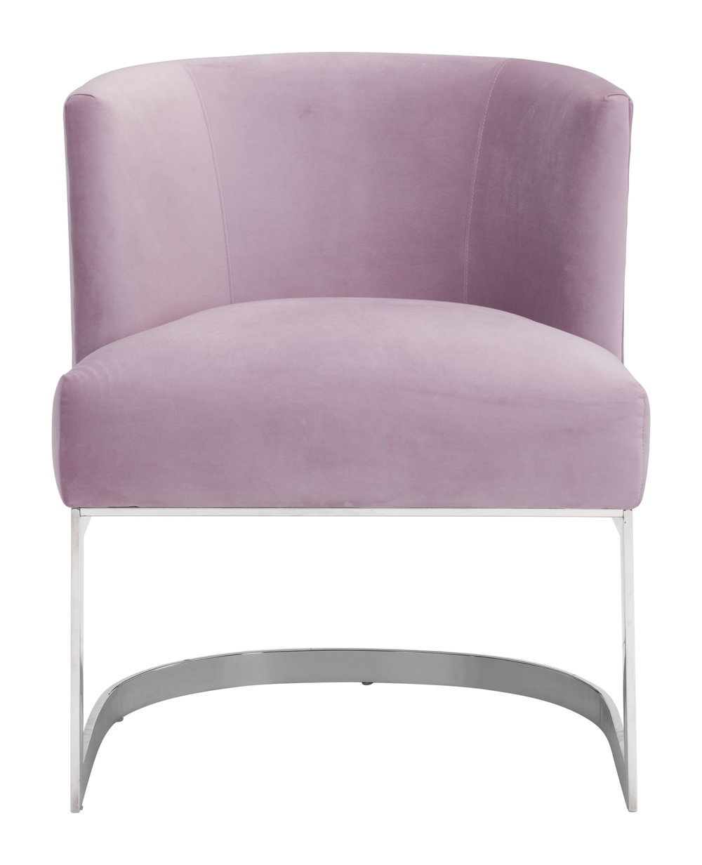 ZUO MODERN CONTEMPORARY, INC - Artist Occasional Chair Pink