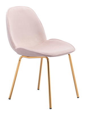 Thumbnail of Zuo Modern Contemporary - Siena Dining Chair - Set of 2 - Rose Pink