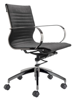 Thumbnail of Zuo Modern Contemporary - Kano Office Chair Black