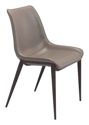 Thumbnail of Zuo Modern Contemporary - Magnus Dining Chair - Set of 2 - Gray & Walnut