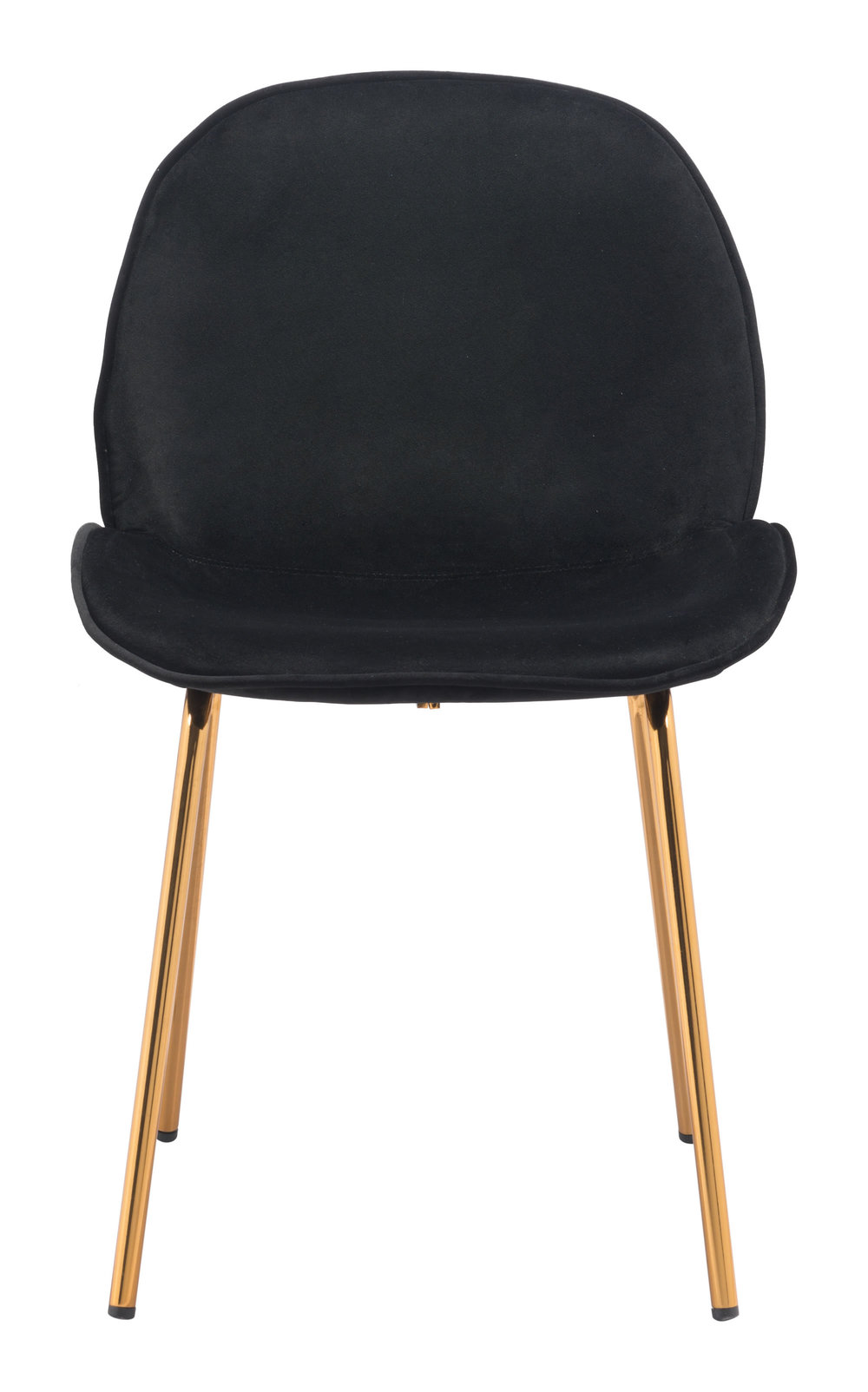 Zuo Modern Contemporary - Siena Dining Chair - Set of 2 - Black