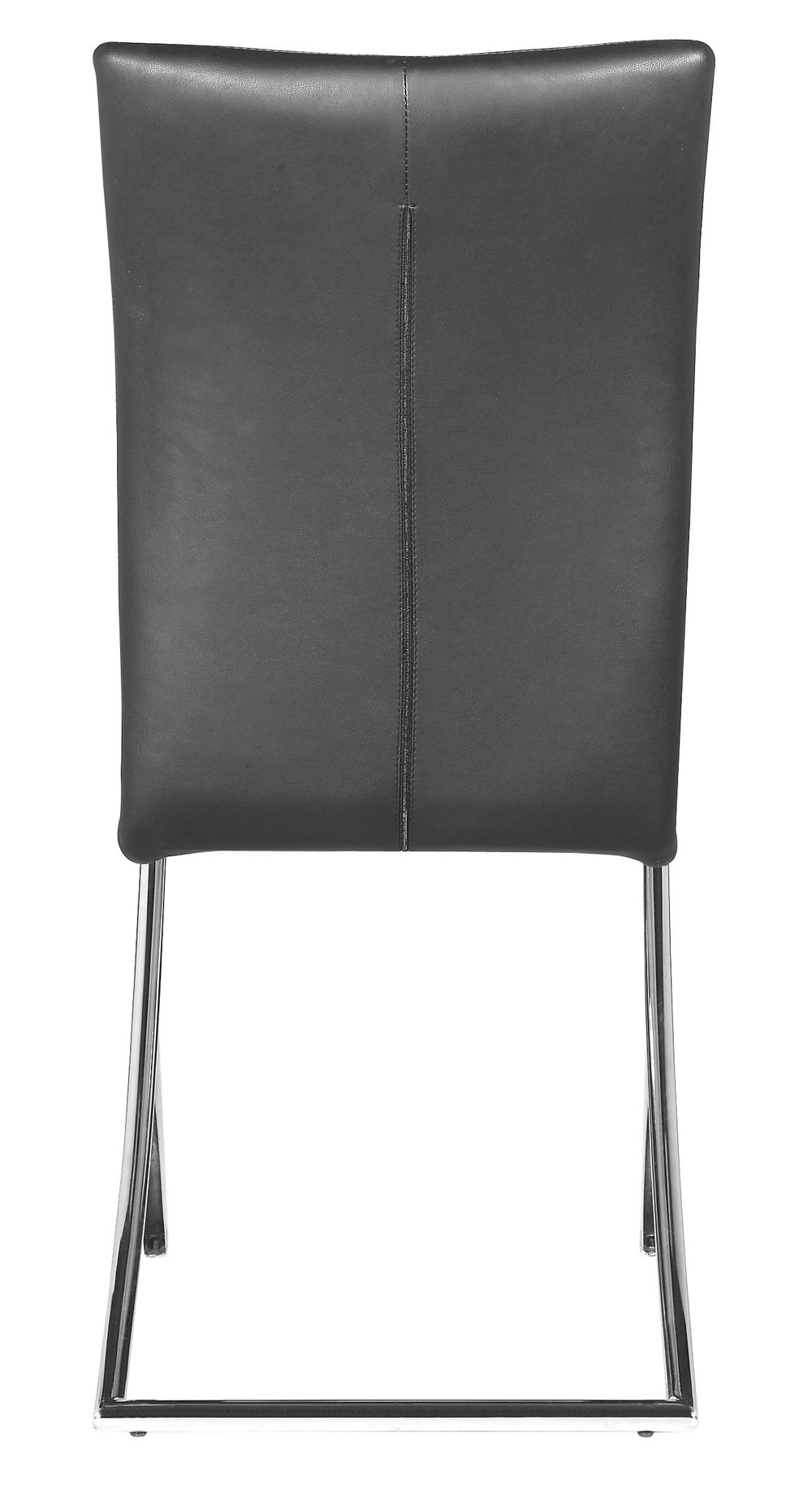 Zuo Modern Contemporary - Delfin Dining Chair - Set of 2 - Black