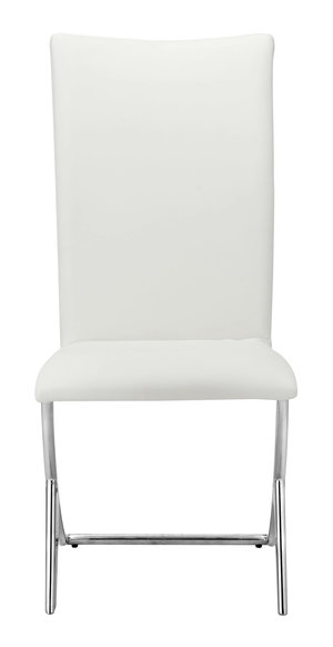 Thumbnail of ZUO MODERN CONTEMPORARY, INC - Delfin Dining Chair - Set of 2 - White