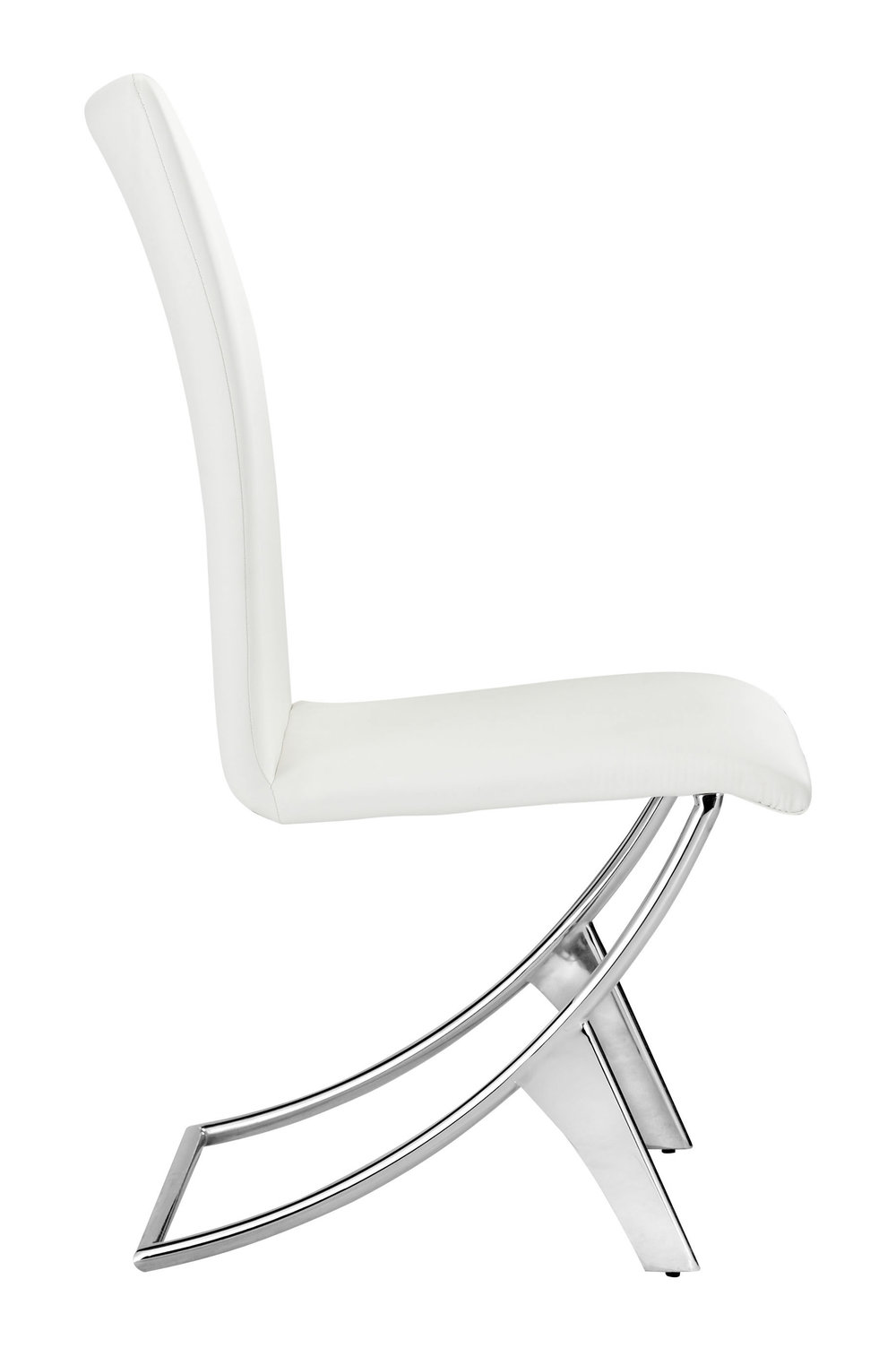 ZUO MODERN CONTEMPORARY, INC - Delfin Dining Chair - Set of 2 - White