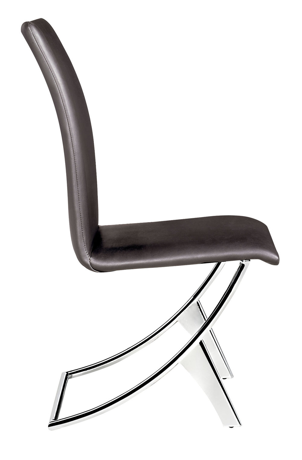 Zuo Modern Contemporary - Delfin Dining Chair - Set of 2 - Espresso