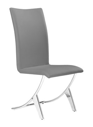 Thumbnail of Zuo Modern Contemporary - Delfin Dining Chair - Set of 2 - Gray