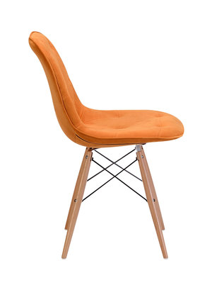 Thumbnail of Zuo Modern Contemporary - Probability Dining Chair Orange