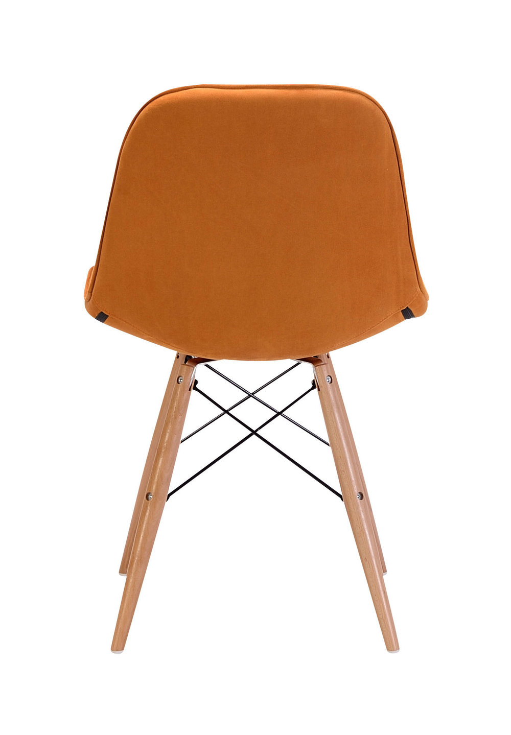 Zuo Modern Contemporary - Probability Dining Chair Orange