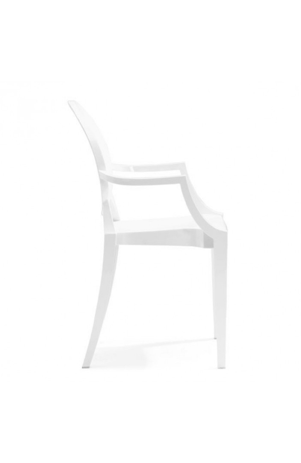 Zuo Modern Contemporary - Anime Dining Chair - Set of 4 - White