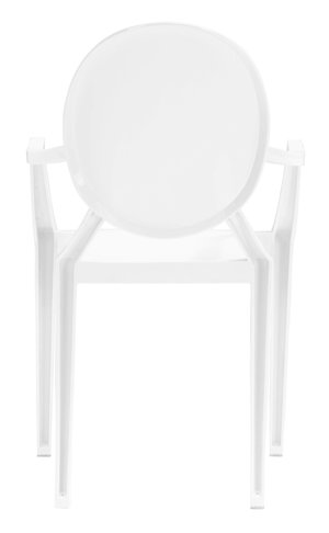 Thumbnail of Zuo Modern Contemporary - Anime Dining Chair - Set of 4 - White